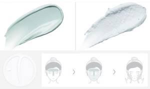 Маска для лица с экстрактом клеомы The Saem Refining Dual Mask Wash Off, 50 мл