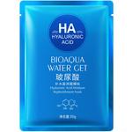 Маска для лица с гиалуроновой кислотой BioAqua Water Get, 30 гр