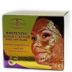 Маска для лица с золотом и икрой Aichun Beauty Gold Caviar, 150 мл