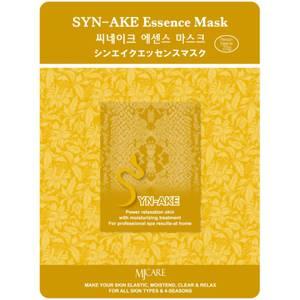 Маска для лица со змеиным ядом Mijin Syn-Ake Essence, 23 гр