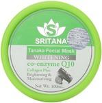 Отбеливающая маска для лица Sritana c танакой, 100 мл