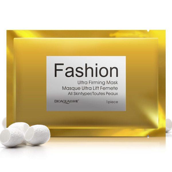 Маска для лица увлажняющая Fashion Bioaqua