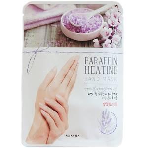 Маска для рук парафиновая Missha Paraffin Heating Hand Mask, 20 гр