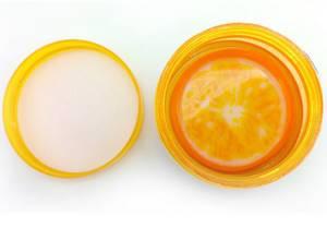 Маска для век с апельсином и зеленым чаем Bioaqua, 36 шт