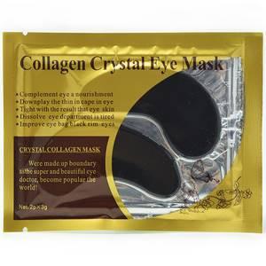 Маска для век от темных кругов с коллагеном Collagen Crystal Eye Mask