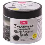Маска для волос c черным кунжутом Banna Black Sesame Seeds, 300 мл