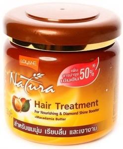 Маска для волос с орехом макадамии Lolane, 100 гр