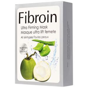 Маска из фиброина с алоэ и кокосом BPT Fibroin Aloe Vera Plus Coconut