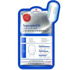 Маска-муляж для лица с ледниковой водой BioAqua Aquaprofit, 30 гр