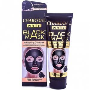 Маска-пленка с бамбуковым углем Wokali Charcoal Black Mask, 130 гр