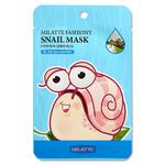 Маска с экстрактом слизи улитки Milatte Fashiony Snail Mask, 21 гр
