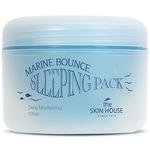Маска с коллагеном и водорослями The Skin House Marine Bounce Sleeping Pack, 100 мл