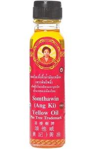 Масло Somthawin от укусов насекомых и головной боли, 65 мл