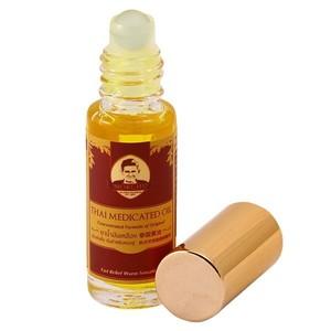 Масляный бальзам Morchu Yellow Medicated Oil, 4 мл