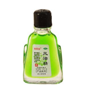 Масляный китайский бальзам Fengyoujing, 3 мл