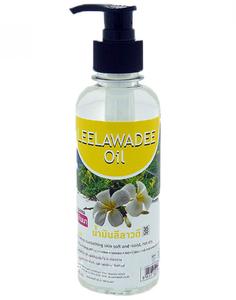 Массажное масло Banna с экстрактом цветов Лилавади, 450 мл