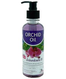 Массажное масло Banna с Орхидеей, 450 мл