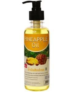 Массажное масло с экстрактом ананаса Banna, 450 мл