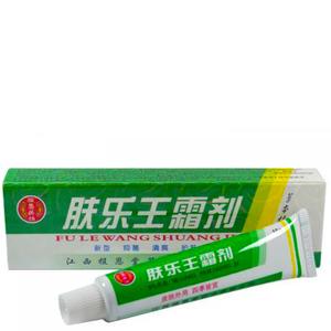 Мазь от кожных заболеваний Fule Wang Shuangji, 15 гр