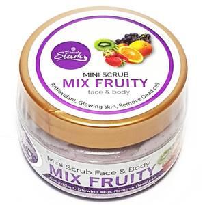 Мини-скраб с экстрактами фруктового микса Beauty Siam, 60 гр