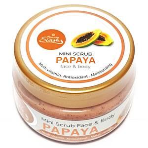 Мини-скраб с экстрактом папайи Beauty Siam, 60 гр