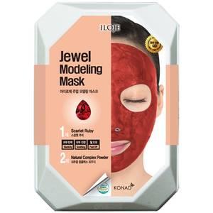 Моделирующая маска с рубиновой пудрой Konad Jewel Modeling Mask