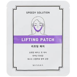 Моделирующий патч для подтягивания контура лица Missha Speedy Solution Lifting Patch