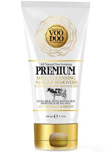 Молочная пенка для снятия макияжа Voodoo Premium Milk Cleansing Makeup Remover, 100 мл