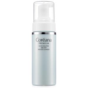 Мусс очищающий «2 в 1» Coreana Premium Cleane Solution, 150 мл