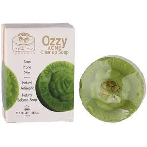 Мыло для глубокой очистки проблемной кожи Madame Heng Ozzy Soap, 50 гр