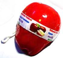 Мыло фруктовое тайское Красное яблоко, 100 гр