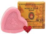 Мыло с маслом розы и оливы Madame Heng Herbal Rose & Olive, 130 гр