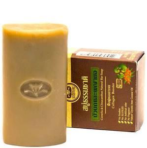 Мыло с центеллой и клинакантусом Khaokho Talaypu, 80 гр