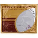 Натуральная увлажняющая маска для лица коллагеновая с молоком, 60 гр