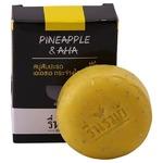 Натуральное мыло Reunrom с ананасом и AHA-кислотами, 65 гр