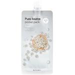 Ночная маска с экстрактом жемчуга Missha Pure Source Pocket Pack Pearl, 10 мл
