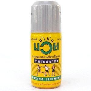 Обезболивающее масло-спрей Namman Muay Boxing Liniment, 30 гр