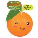 Обновляющая апельсиновая маска-скраб для лица Smooto, 10 мл