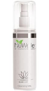Очищающее молочко для лица NuWelle