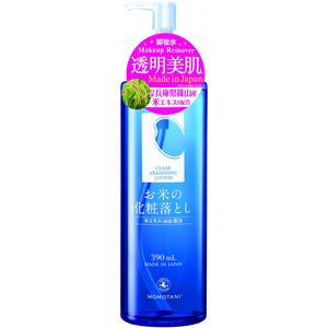 Очищающий лосьон для снятия макияжа Momotani Rice Moisture, 390 мл