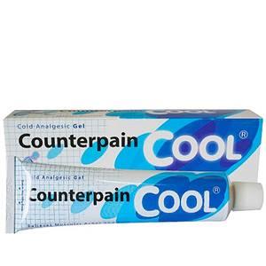 Охлаждающий гель-анальгетик Counterpain Cool, 120 гр
