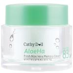 Охлаждающий крем с алоэ вера Cathy Doll AloeHa 83% Memory, 50 гр