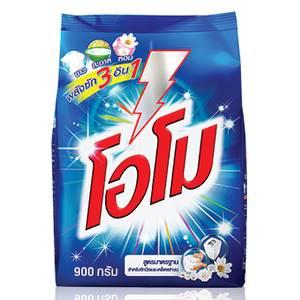 Бесфосфатный концентрированный стиральный порошок для белого белья USA, 430 гр