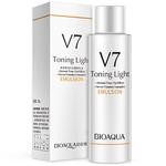 Омолаживающая эмульсия «Семь Витаминов» BioAqua V7 Toning Light, 120 гр