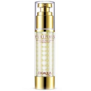 Омолаживающая сыворотка для лица с жемчужной пудрой BioAqua Pure Pearls, 35 гр