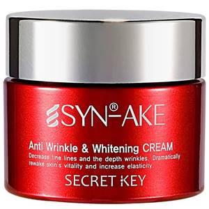 Омолаживающий крем для лица со змеиным ядом Secret Key Syn-Ake, 50 мл