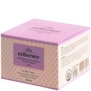 Омолаживающий крем с EGF от морщин и пигментации Deoproce Estheroce, 50 гр