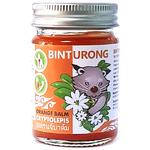 Оранжевый бальзам с криптолеписом Binturong Orange Cryptolepis, 50 гр