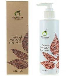 """Осветляющий кокосовый лосьон для тела Tropicana """"Mahaad"""", 240 гр"""