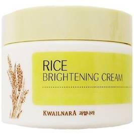 Осветляющий крем с рисовым экстрактом Welcos Rice Brightening, 50 мл